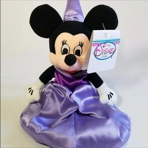 Disney Retired 1990 Princess Minnie Mouse